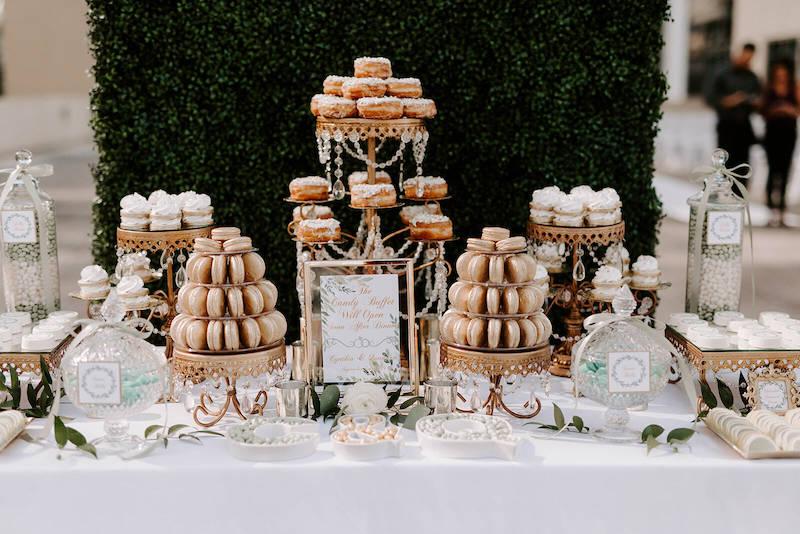 creative wedding favors