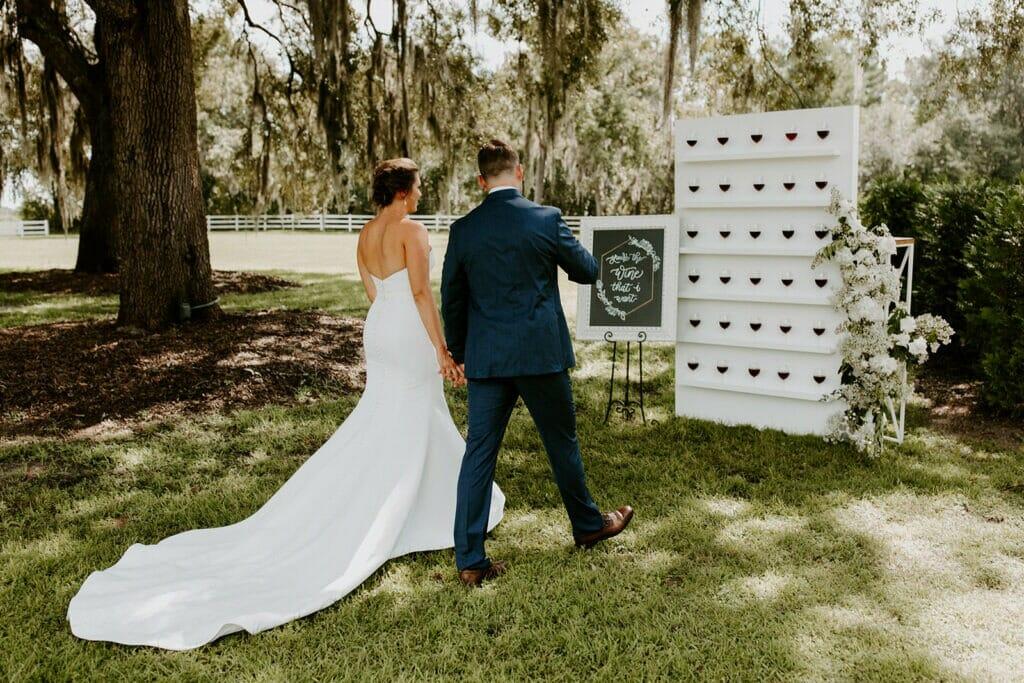 Vineyard Wedding Styled Shoot