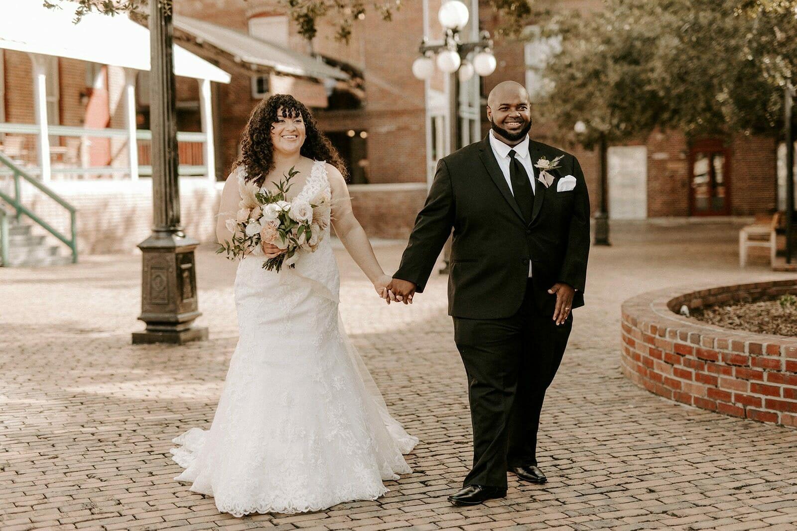 Samantha + Julian's wedding